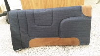 Built-Up Western Saddle Pad At Equigear