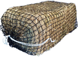 Greedy Steed Premium Knotless Full Bale Slow Feed Haynet at Equigear