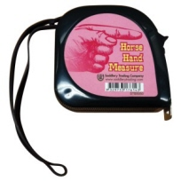 Horse Hand Measurement Tape at Equigear